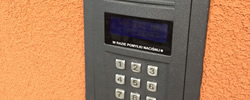 Teddington access control service