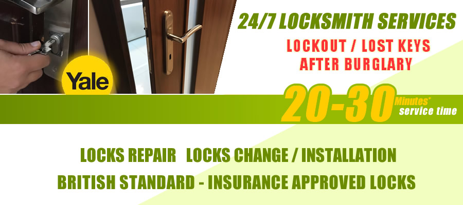 Teddington locksmith services